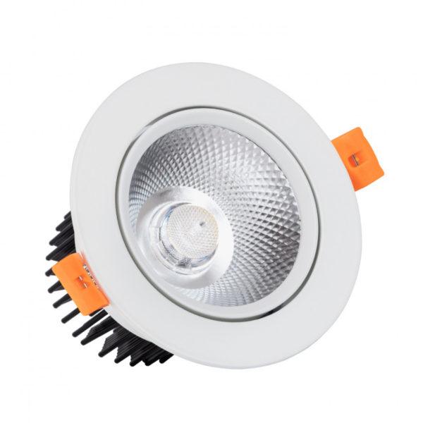 LED-Strahler Downlight 12W (UGR19)